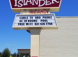 The Islander Motel, motel in Santa Cruz