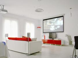 El encanto de Avilés, apartamento-loft, hotel near Centro cultural Oscar Niemeyer, Avilés