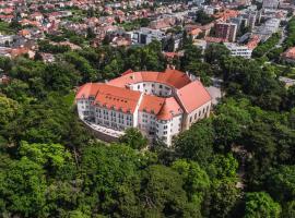 Palace Art Hotel Pezinok – hotel w mieście Pezinok