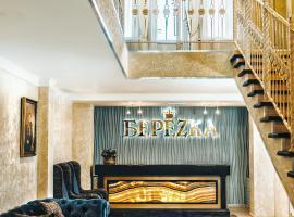 Hotel Berezka, отель в Славянске-на-Кубани
