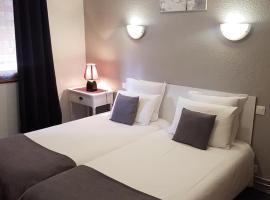 Hotel les Glycines, hôtel à Prades