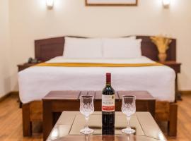 Santa Marta Hotel, hotel in Arequipa