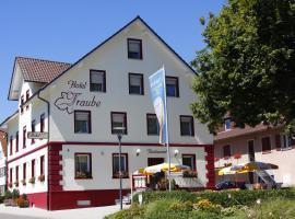 Hotel Traube, Hotel in Friedrichshafen