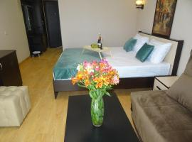 Parus Hotel, hotel in Vardane