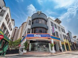 FUMAH HOTEL KOTA DAMANSARA, hotel di Petaling Jaya