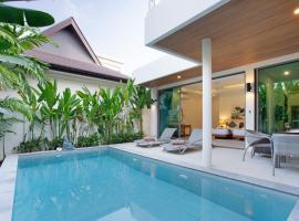 Villa Kamaly, villa in Rawai Beach