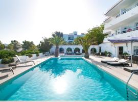 Secret Oasis Ibiza-Only Adults, serviced apartment in San Antonio Bay
