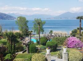 Conca Azzurra Wellness & Beauty Hotel, hotel near Lake Orta Lago d Orta, Ranco