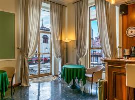 Best Western Hotel San Donato, hotel in Bologna
