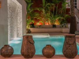 Villa Zawaia B&B, hotel cerca de Centro de Ciencia Viva de Lagos, Lagos