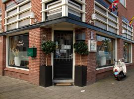 Hotel Prinsenhof IJmuiden, hotel near Heemskerkse Golfclub, IJmuiden