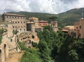 "Casa ""Sibilla"", hotel in Tivoli"