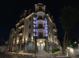 Leader Hotel, hotel en Tashkent