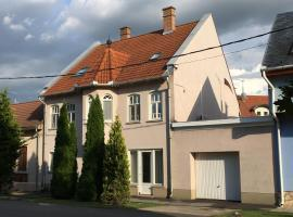 Zoli Apartmanok-Zoli Kölcsey 19 Villa, apartman Hajdúszoboszlón