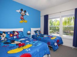 Vai para a Disney? Casa de férias em Orlando para alugar, villa in Kissimmee