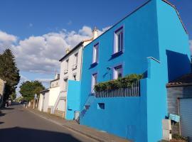 La Maison Bleue, hotel near Nantes Atlantique Airport - NTE,