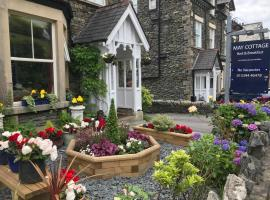 May Cottage B&B, hotel near Lake Windermere, Bowness-on-Windermere