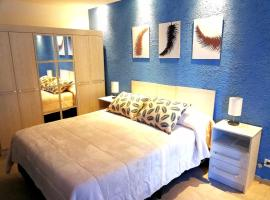 Altos de Chacabuco Planta Alta Apartamento temporario amoblado premium con cochera gratis, departamento en Córdoba