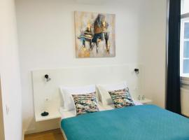 Niva rooms & studio apartment, hotel near Mimara Museum, Zagreb