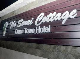 The Serai Cottage Downtown Hotel, hotel near Sultan Mahmud Airport - TGG,