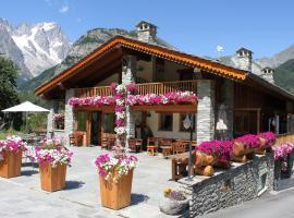 Hotel Lo Campagnar, hotel near Skyway Monte Bianco, Courmayeur