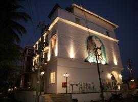 Villa Donna, hotel near Goa University, Dona Paula