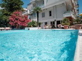 SI Rimini Hotel, hotel a Rimini, Rivazzurra