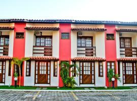 Residencial Nazareth - Tonziro, serviced apartment in Porto Seguro