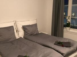 Room to Rent, hotell i Kragerø
