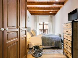 Luderna - Apartamento Val de Ruda A2 Comalada, pet-friendly hotel in Baqueira-Beret