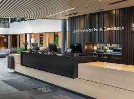 Quality Airport Hotel Gardermoen, hotel near Oslo Airport - OSL,