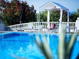 Bianco Olympico Beach Resort-All Inclusive, ξενοδοχείο στο Βατοπέδι