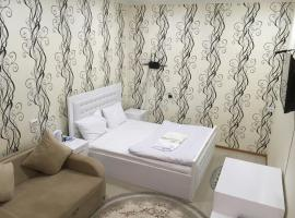 Hotel Triumph, отель в городе Ninotsminda
