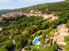 Hostellerie Le Baou, hotel near Sainte-Maxime Golf Course, Ramatuelle