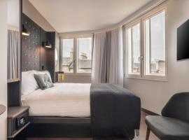 Point A Hotel Edinburgh Haymarket, отель в Эдинбурге