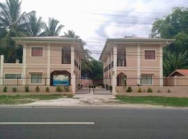 Rising Sun Pension House, hotel in Oslob