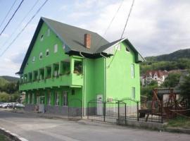 Vila Veritas, hotel din Băile Olăneşti