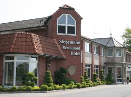 Hotel Restaurant Stegemann, hotel near Munster Osnabruck International Airport - FMO,