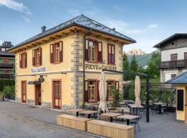 Alla Stazion Locanda nelle Dolomiti, hotel in Pieve di Cadore
