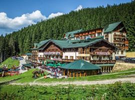 Ski & Wellness Residence Družba, hotel v Demänovskej Doline