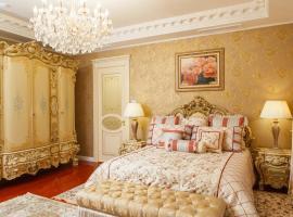 Курортный отель Взморье люкс, отель в Адлере