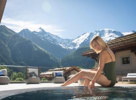 Armancette Hôtel, Chalets & Spa – The Leading Hotels of the World, hotel near Saint-Gervais-Les-Bains Thermal Baths, Saint-Gervais-les-Bains