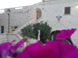 Affittacamere Le Betulle, hotel i San Vito dei Normanni