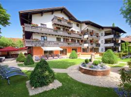 Hotel Hirsch, hotel in Oberstaufen
