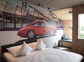 elferrooms Hotel, Hotel in der Nähe von: Hockenheimring, Ubstadt-Weiher