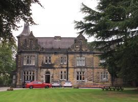Oxley Hall-Campus Residence, hotel near Leeds Bradford International Airport - LBA, Leeds