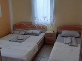 Otel Ozzy, отель в городе Гюмбет