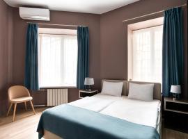 Come Inn, hotel near Paveletskaya Metro Station, Moscow
