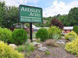 Ardsley Acres Hotel Court, hotel in Ardsley