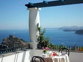 La Pergola del Torchio, hotel in zona Spiaggia di Cartaromana, Ischia